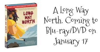 A Long Way North. Coming to Blu-ray/DVD on January 17