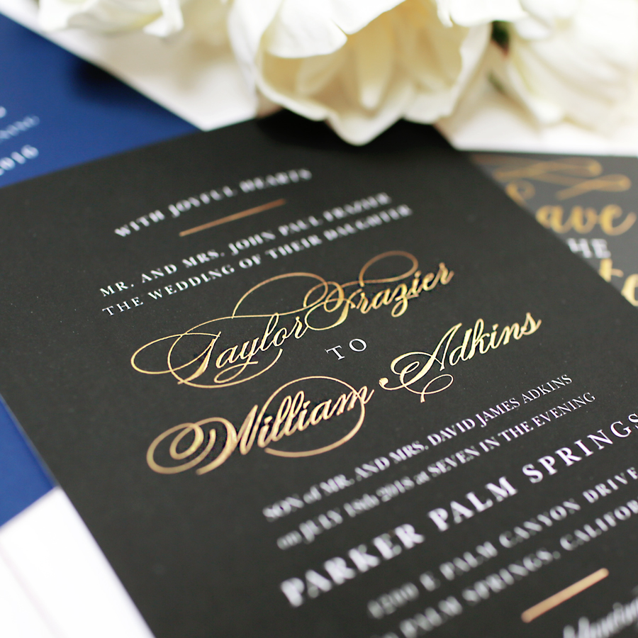 What All Goes In A Wedding Invitation - Wedding Invitation Ideas