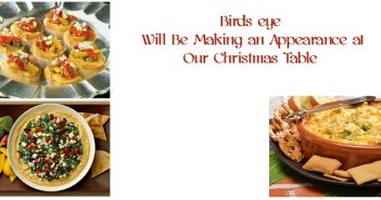 Birdseye Will Be Making an Appearance at Our Christmas Table