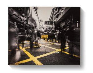 canvas-print-of-street-1322