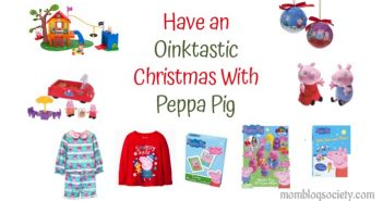 Have an Oinktastic Christmas With Peppa Pig