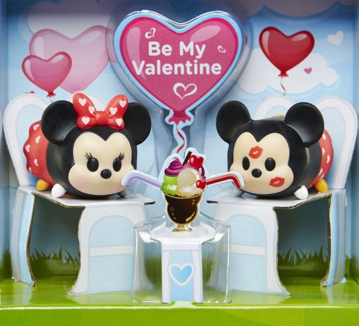 Disney Tsum Tsum Mickey Minnie Tsweeties Valentine's Giveaway