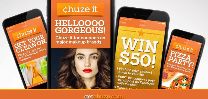 Try Chuze Free App Today And Start Saving Now!
