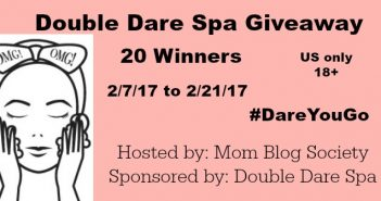 Double Dare Spa Giveaway