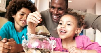 Saving Money for the Kids