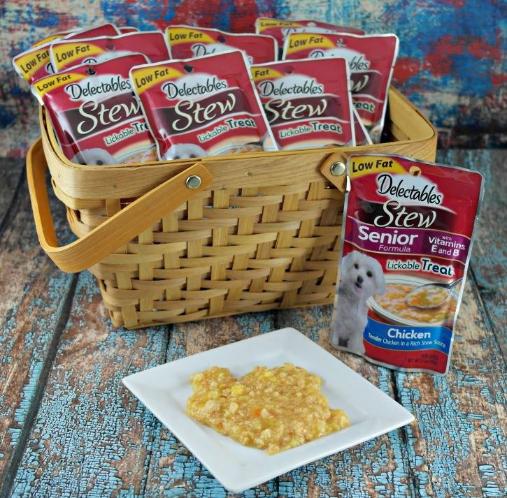hartz lickable treats basket