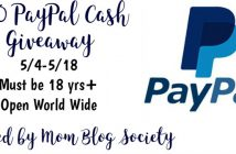 50 PayPal Giveaway