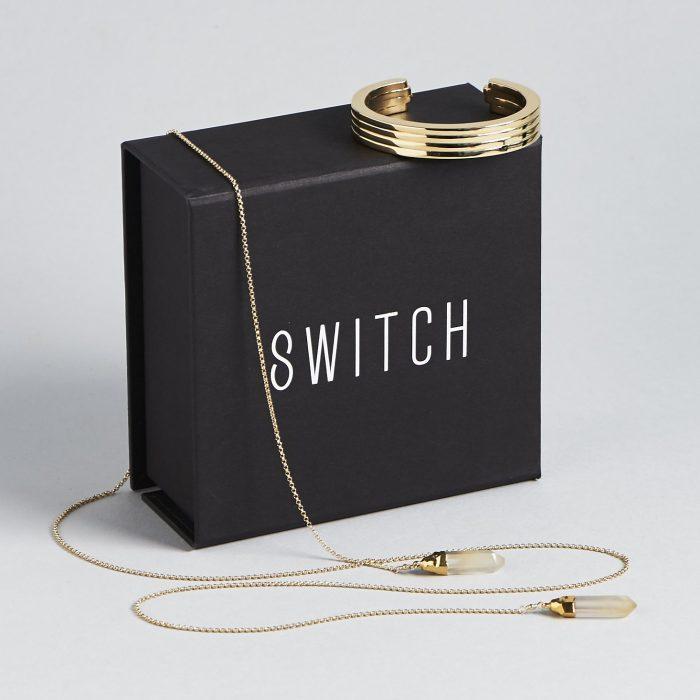 Switch-Miansai and Jacquie Aiche on Box on White