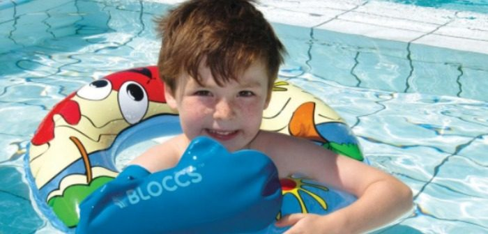 Saving school holidays – Bloccs' waterproof cast and dressing protectors