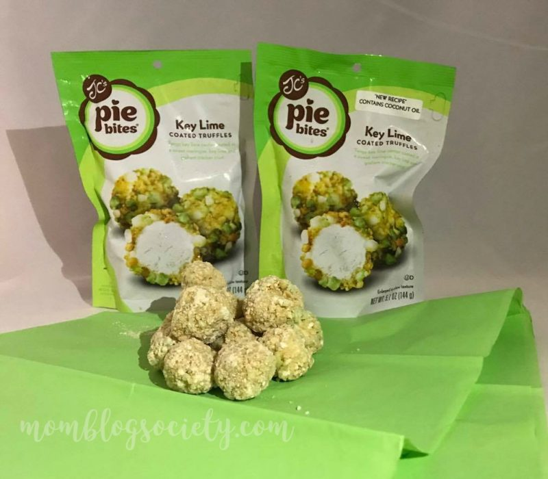 JC's Pie Bite Truffles National Truffle Day