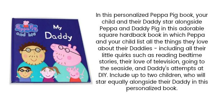 Peppa Pig Wants to Wish the Daddy in Your Life Happy Father's Day!