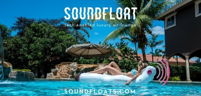 SOUNDING OFF ABOUT COOL NEW SOUNDFLOAT!