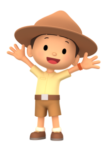 Leo the Wildlife Ranger, Children's Education Animation for Kids