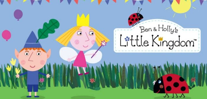 Join Ben and Holly in their Little Kingdom New Toys!