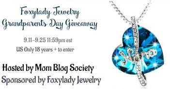 Foxylady Jewelry Giveaway