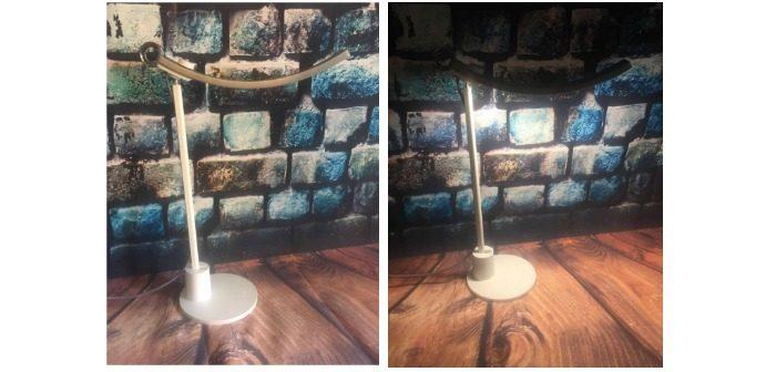 Genie e-Reading LED Desk Lamp from BenQ