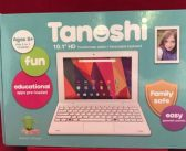 The Tanoshi 2 in 1 for Kids! A Tablet and Laptop in One and Kickstarter Information