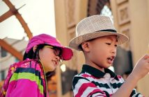 How to succeed in travelling with small children