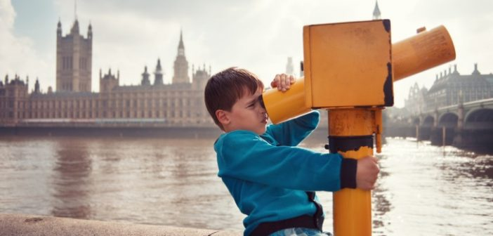 Tips for Traveling Around London with Youngsters