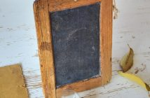 Chalkboard Fun With The Carmel WOW Marker!