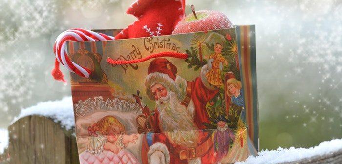 Sleigh At This Year's Secret Santa