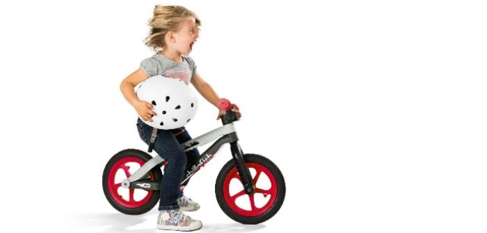 What is probably the coolest balance bike in the world? CHILLAFISH' BMXie-RS!