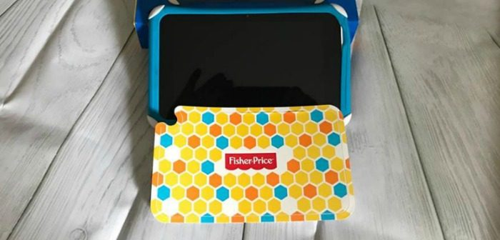 Fisher-Price Is Ready for the Holidays with Their Learning Tablet by Nabi