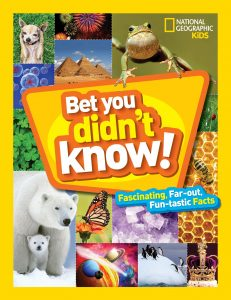 Bet You Didn't Know Book