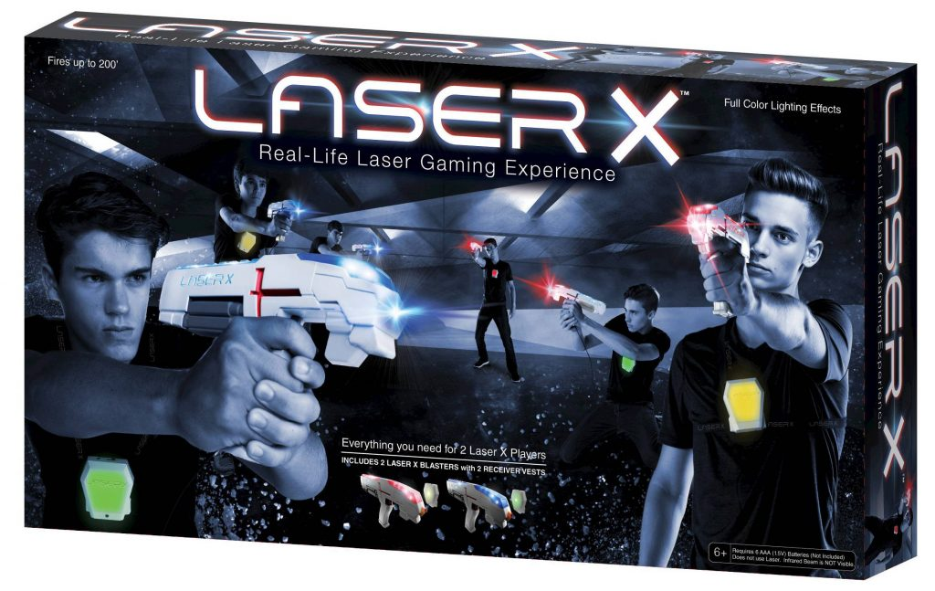 Laser X - The Ultimate Laser Tag Game