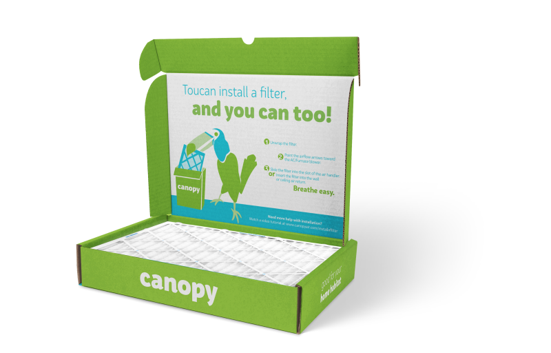 Canopy: Home Wellness Startup Dedicated to Clean Air and Convenience