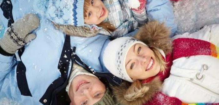 How To Keep Your Kids Healthy and Active in the Winter Months