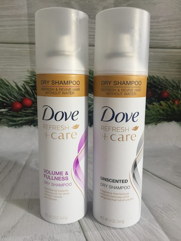 Start the New Year with Dove Care