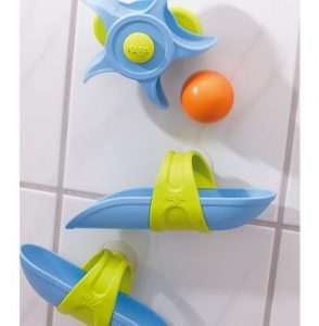 Image of the Haba Bathtub Ball Track Set