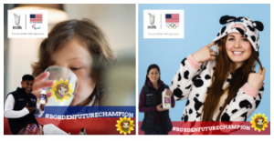 Win FREE milk for a YEAR with Borden's Future Champion Contest