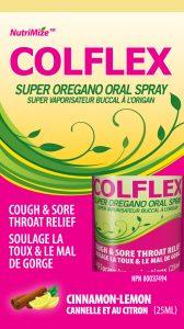 Colflex Super Oregano Oral Spray