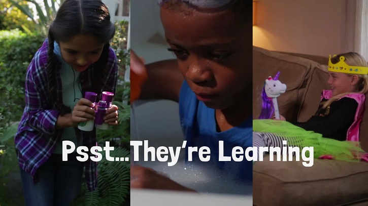 Toys for Fun and Learning from Educational Insights