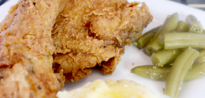 Fried Chicken, Sunday Dinner ideas