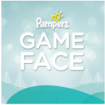 pampers game face
