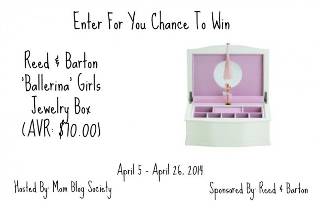 Reed and Barton Giveaway