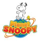 Planet Snoopy Logo CMYK