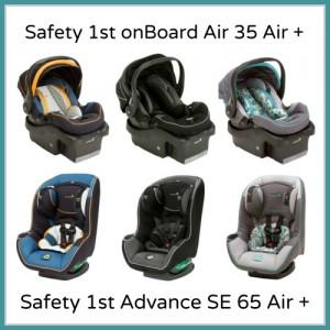Safety 1st Seats