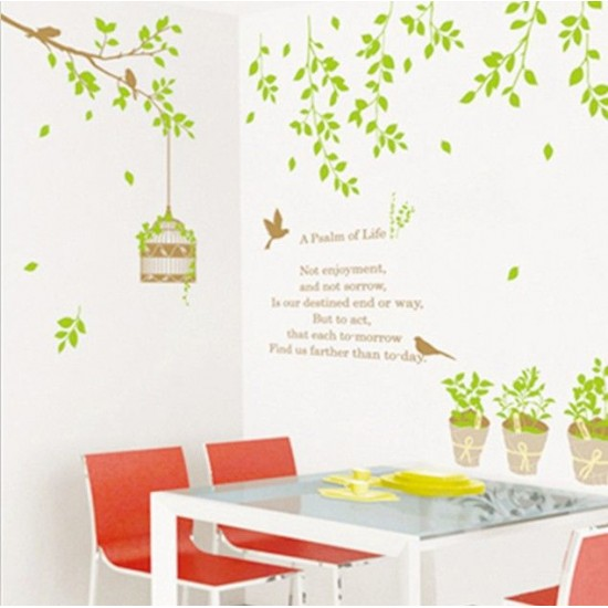 tree wall stickers for nursery – an amazing way to decorate - mom