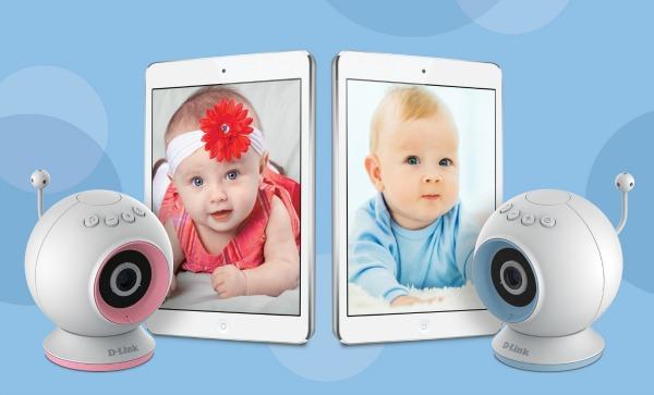 D-Link DSC-825L Wi-Fi Baby Camera