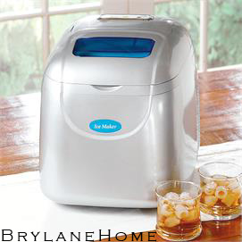 BrylaneHome-Ice Maker