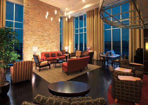 Cambria-Suites-Columbus-Polaris-lobby