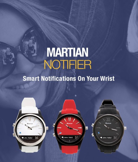 Martian - Notifier - Mom Blog Society