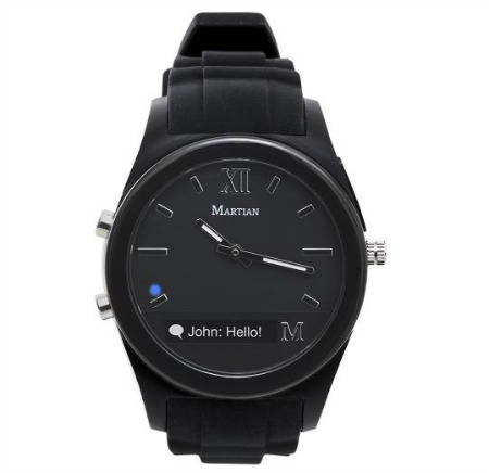 Martian - Notifier - Watch - Mom Blog Society