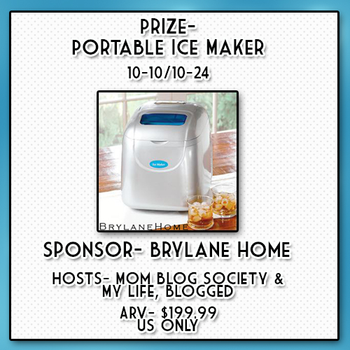 Portable-Ice-Maker-Giveaway