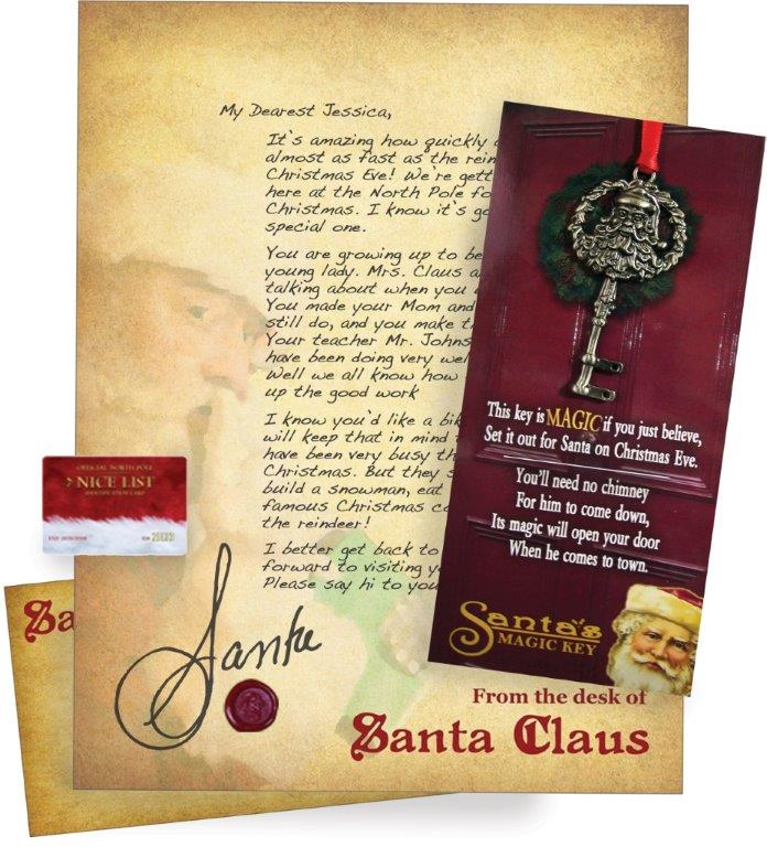 Letter from santa unique and 100 personalized mom blog society letter from santa unique and 100 personalized spiritdancerdesigns Choice Image