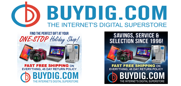 Shop BuyDig For All Your Holiday Gifts!